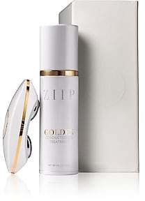 ZIIP Beauty Women's ZIIP Device w/ Golden Conductive Gel (80ml bottle)