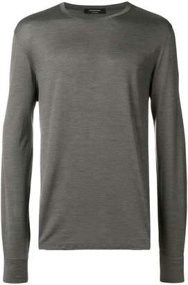 Ermenegildo Zegna Leggerissimo long sleeve T-shirt