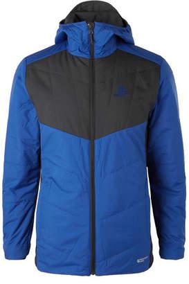 Salomon Drifter Mid Hoodie Reversible Jacket - Men - Blue