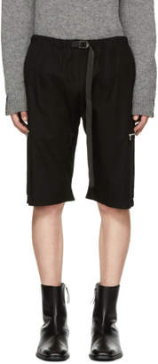 Stella McCartney Black Jones Cargo Shorts
