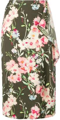 Essentiel Antwerp Silliam patterned skirt