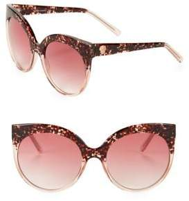 Vince Camuto 65MM Oversized Round Sunglasses