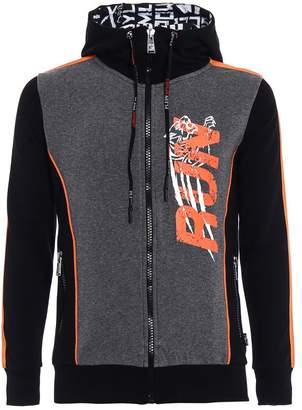 Philipp Plein Run Hooded Sweat Jacket