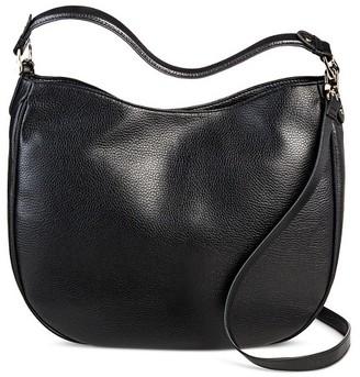 Merona Women's Large Hobo Handbag $34.99 thestylecure.com