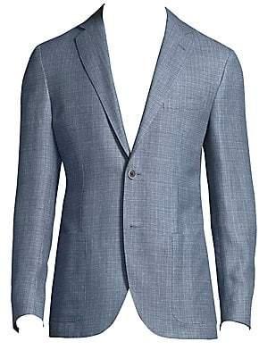 Corneliani Men's Silk-Blend Sportcoat