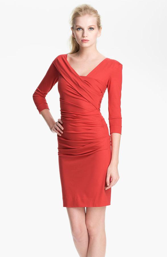 Diane von Furstenberg 'Bentley' Ruched Dress