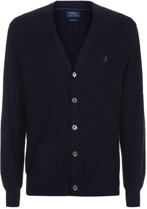 Polo Ralph Lauren Honeycomb Knitted Cardigan