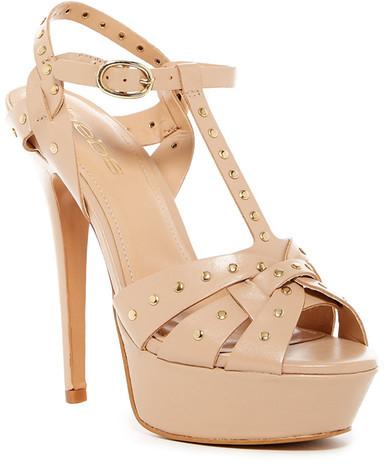 bebe Benicia Platform Sandal