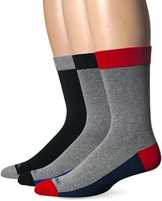 Diesel Men's Ray 3 Pack Printed Socks