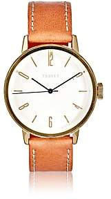 Tsovet Men's SVT-CN38 Watch-Gold, Blue, White, Tan
