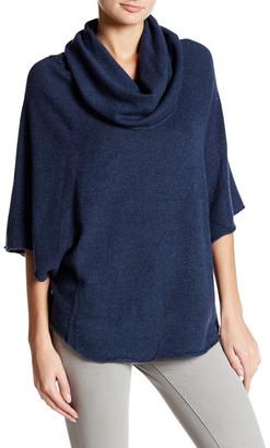 Cullen Cowl Neck Dolman Sleeve Cashmere Sweater $320 thestylecure.com
