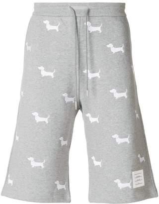 Thom Browne sausage dog shorts