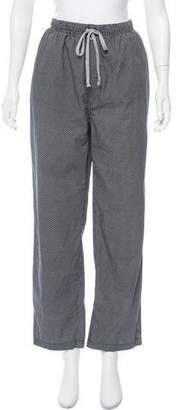 Michael Kors High-Rise Sleep Pants