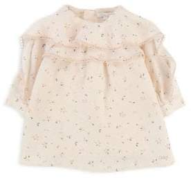 Chloé Baby Girl's& Little Girl's Floral Printed Dress