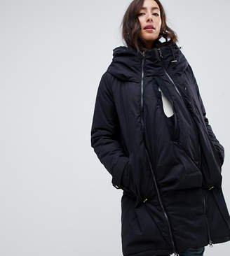 7992ad6a48fc4 Licious Mama.licious maternity padded parka with post birth functionality