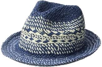 Echo Sunshine Fedora Hat Caps