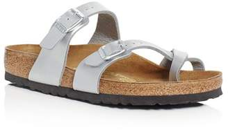 Birkenstock Women's Mayari Buckled Slide Sandals