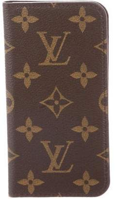 Louis Vuitton Monogram iPhone 6 Folio Case