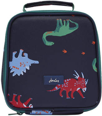 Joules Munch Bag Lunch Bag - Navy Dinosaurs