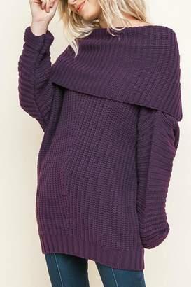 Umgee USA Sexy Ribbed Sweater