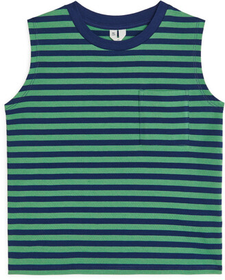 Arket Striped Tank Top