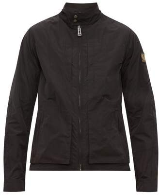 Belstaff Grove Waterproof Shell Jacket - Mens - Black