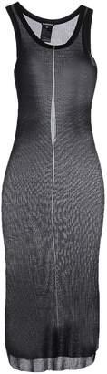 Ann Demeulemeester 3/4 length dresses