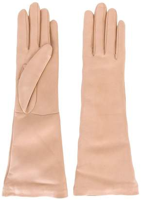 Jil Sander leather gloves