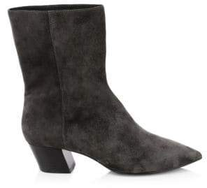 Ash Carla Suede Ankle Boots