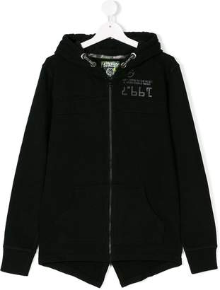 Vingino zipped hooded jacket