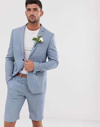 ONLY & SONS slim fit suit jacket