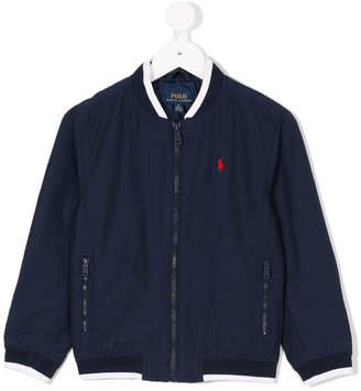 Ralph Lauren classic bomber jacket