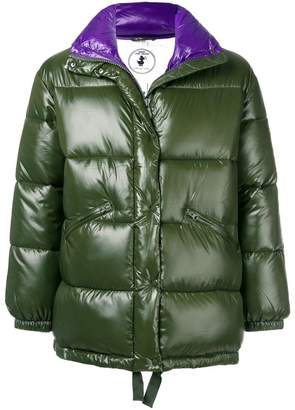 Save The Duck Disney patch padded coat