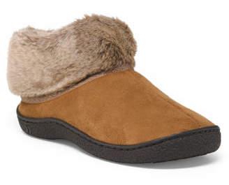 Alma Boot Slippers