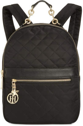 Tommy Hilfiger Charm Quilted Backpack