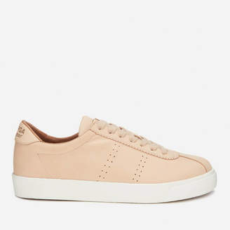 6d797f582076e1 Superga Women s 2843 Nubucku Leather Trainers