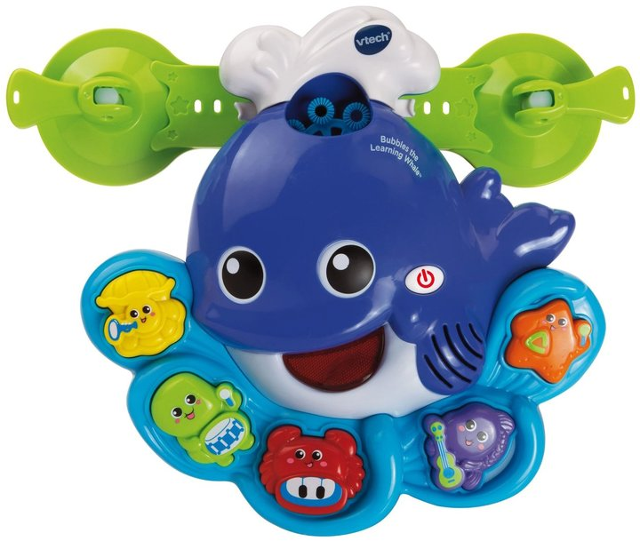 Vtech Sing & Learn Bubbles Whale