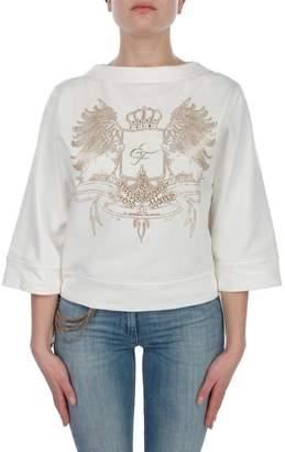 Elisabetta Franchi Celyn B. Cotton Blend Sweater