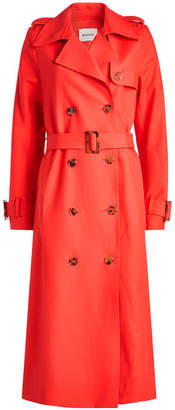 Cornelia Khaite Cotton Trench Coat