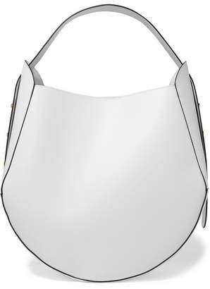 Wandler - Corsa Leather Tote - White