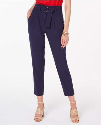 0d3cc49df96c Michael Kors Black Petite Trousers - ShopStyle Canada