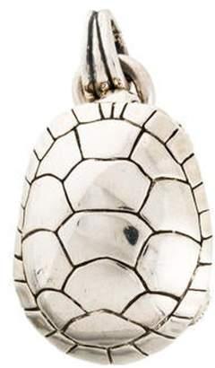 Kieselstein-Cord Turtle Pendant silver Turtle Pendant