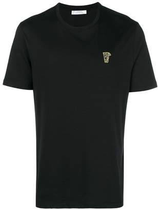Versace chest logo T-shirt