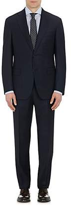 Barneys New York Men's Kappa Wool Two-Button Suit - Navy