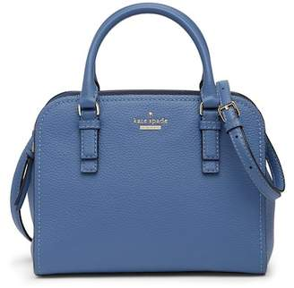 Kate Spade Jackson Street Small Kiernan Leather Satchel