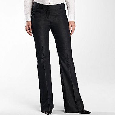 JCPenney Worthington® Curvy Pants - Tall