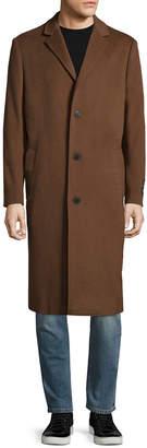 Hart Schaffner Marx Sheffield Wool Coat