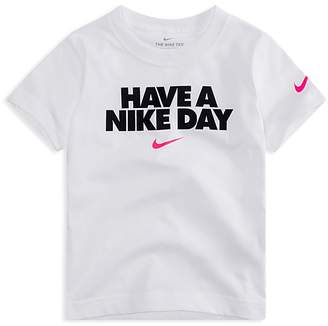 Nike Boys' Have a Day Graphic Tee - Little Kid