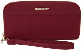 Travelon Tailored Clutch Wallet