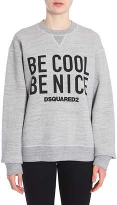 DSQUARED2 Be Cool Be Nice Sweatshirt